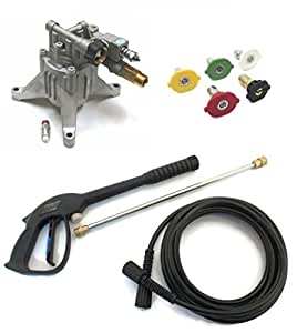2800 psi POWER PRESSURE WASHER WATER PUMP  Brute  020359-0  020375-0
