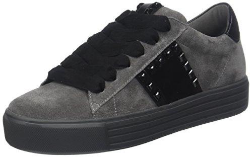 Kennel und Schmenger Damen Up Sneaker, Grau (Nebbia/Schwarz 354), 39 EU