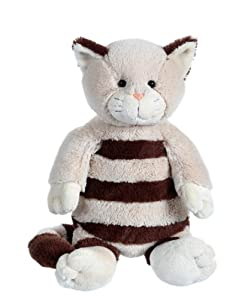 Gipsy - Frizzy Kitty XL, 30 cm, color beige con rayas marrón oscuro (070286)