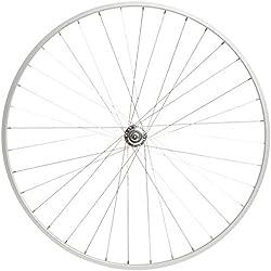 Wilkinson Alloy Hybrid - Cassete / piñones para bicicletas, color plateado, talla 700 C