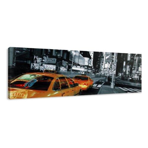 120-x-40-cm-Bild-auf-Leinwand-New-York-USA-5710-SCT-deutsche-Marke-und-Lager-Die-Bilder-das-Wandbild-der-Kunstdruck-ist-fertig-gerahmt