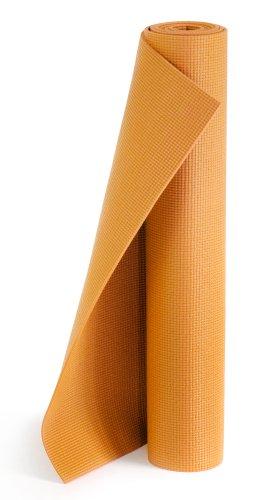 Yogistar Yogamatte Plus - rutschfest und extra lang - Mango