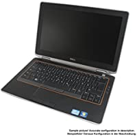 Dell Latitude E6320 34 cm (13,3 pollici) NOTEBOOK (Intel Core i5 2.5 Ghz, 4 GB RAM, 160 GB HDD, DVD, Win7 Pro)
