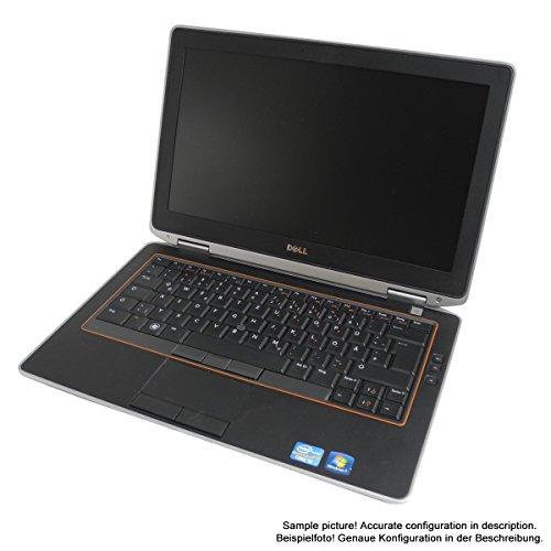 Dell Latitude E632034cm (13.3Zoll) Notebook (Intel Core i52.5GHz, 4GB RAM, 160GB HDD, DVD, Windows 7Pro)