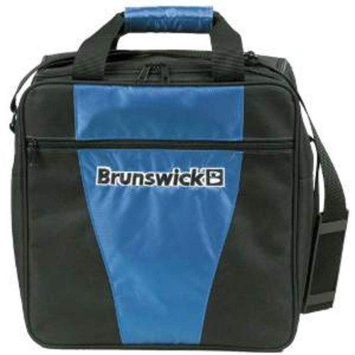 Brunswick Bowling Bag Handtasche-Schaltknauf, 1 Stück Blau königsblau 35, 6 cm
