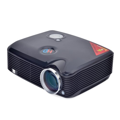 LightInTheBox ouku pH5 lED projecteur lCD wXGA/projector kinoprojektor 2600 home cinema, contraste 2000 aNSI lumen 1, :  wXGA (1280 x 800 pixels hD ready, soutien (1 x hDMI noir)