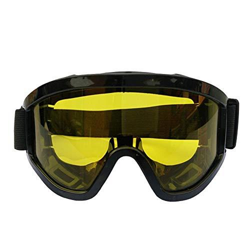 2194b3af579 LiféUP Gafas de Esquí al Aire Libre Gafas de Protección UV Ajustable  Portable para Esquí Patinaje