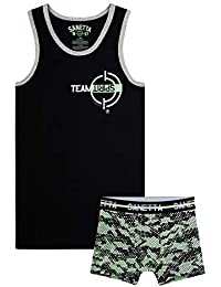 Sanetta Team Spirit - Juego de ropa interior para niño