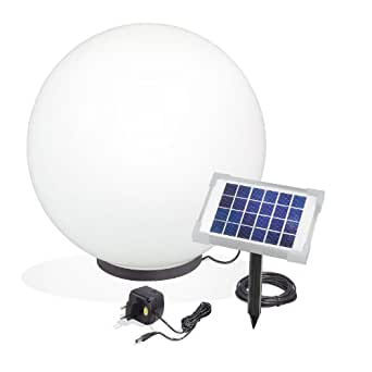 "esotec Solar Leuchtkugel Mega 50"", 106040"