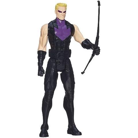 Marvel Avengers Titan Heroes Hawkeye 12 Inch Figura de Acción