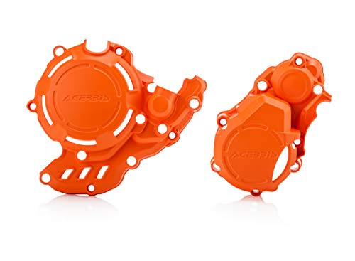 Kit X-Power Protections Orange 2 16