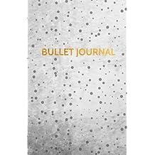 Bullet Journal: Notizbuch A5 | Dotted | mit Inhaltsverzeichnis und Seitenzahl | Bullet Journal Blanko | Undatiert | Notizbuch Gepunktet | Dotted Grid | Bullet Diary | Bullet Journal Deutsch