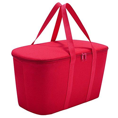 Reisenthel Kühltasche Einkaufskorb coolerbag Thermo faltbar - rot 20 Liter