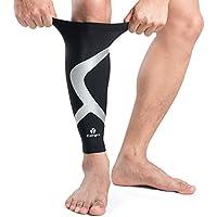 Kuangmi Kompressions-Wadenbandage, für Schienbein, Schiene, Stütze, für Schmerzlinderung beim Laufen, 1Stück,... preisvergleich bei billige-tabletten.eu