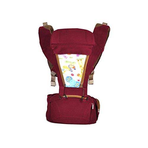 Porte-bébé ZHAOJING Bébé Transporteur Lombaire Tabouret Avant Épaule  Respirant Multi-Fonctionnel Quatre Saisons a8d407c1816