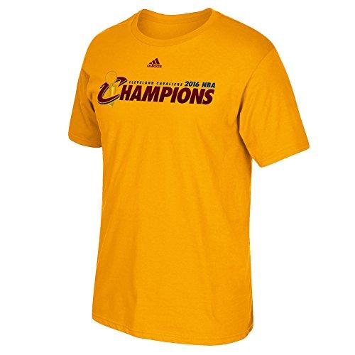 adidas NBA Men's TRB Champions 16 Short Sleeve Tee