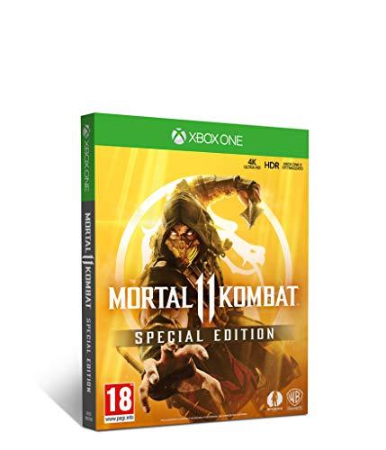 Foto Mortal Kombat 11 Special Edition - Xbox One