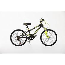 Bicicleta infantil de aleación aluminio con cambios Shimano para niños de 5 a 12 años,