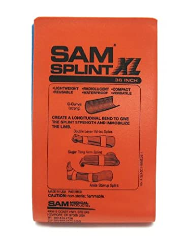 SAM Splint XL 36