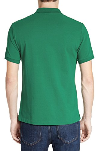 BURBERRY BRIT - Herren Polo OXFORD Grün (Bright Fern Green)