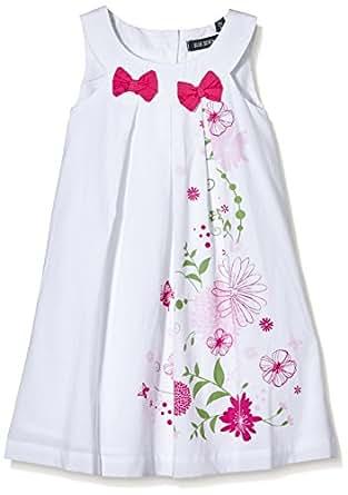 Blue seven 734000 vestito bambina bianco weiss orig 001 for Amazon abbigliamento bambina