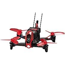 Walkera 15004160 - FPV Racing-Quadrocopter Rodeo 110 RTB - FPV-Drohne mit HD-Kamera, Akku und Ladegerät