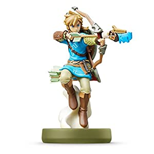 Amiibo Link Archer – Legend of Zelda Breath of the Wild series Ver. [Switch / Wii U] [Japan Import]