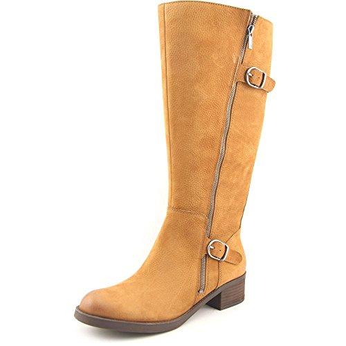 lucky-brand-hoxy-wide-calf-mujer-us-55-beis-botin-rodilla
