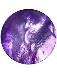 Meilanty Joyería Coin 33mm Para la Suerte Collar Colgante GP-12