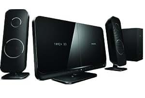Philips HTS3220 Home cinéma 2.1 DivX 350 W RMS USB Noir