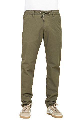 REELL Pant Reflex Easy Pant Artikel-Nr.1112-001 - 02-051 Clay Olive Canvas