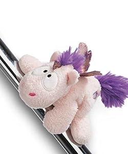 NICI- Unicornio Cloud Dreamer, Peluche, Color Blanco Lila (42332)