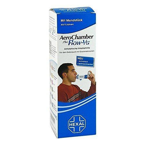 Aerochamber Hexal mit Mundstück für Erwachsenen 1 stk by AEROCHAMBER preisvergleich