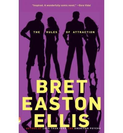 Book cover for The Rules of Attraction