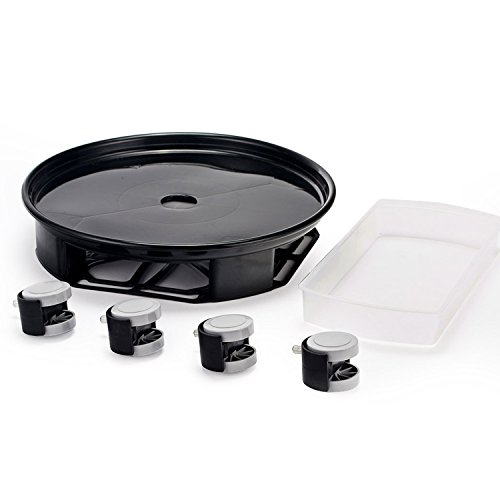 ineibo-plant-caddy-heavy-duty-round-plant-trolley-saucer-tray-with-caster-wheels-and-a-water-contain