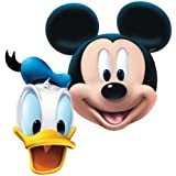 Mickey Mouse Clubhouse Party - Mickey Mouse & Friends Party Masks x 4