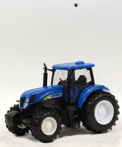 New Holland ferngesteuerter Traktor - 4
