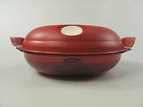 Tupperware Bote ronde Mikro-Fix 700ml (Rouge)