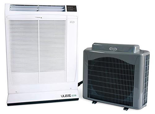 Argo Ulisse 13 DCI Eco - mobiles Inverter- Splitklimagerät, max. 4,0kW Kühlleistung Energieklasse A neu Kältemittel R32