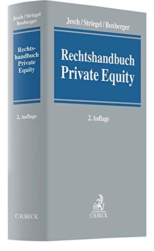 Rechtshandbuch Private Equity