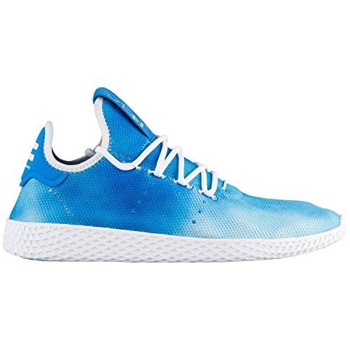 adidas PW H Holi Tennis H Herren schuh, Blau (AZUBRI/FTWBLA/FTWBLA), 44 EU (9 1/2 UK) - Blau-tennis-schuh
