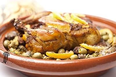 Moroccan tagine Dish–Berbere Tagine 30cm from Medina Souvenirs