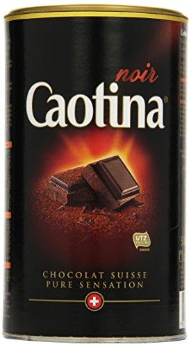 Caotina Noir Zartbitter Dose 500g,3er Pack (3x 500 g)
