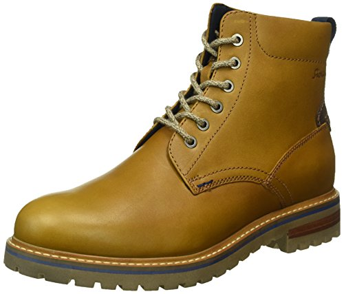 Sioux Salvator, Bottes Classiques homme Marron - Braun (root/testa-di-moro)