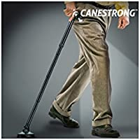 hasendad Canestrong–Baston avec LED et pied pivotant