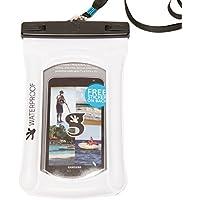 geckobrands flotador teléfono bolsa seca, color blanco