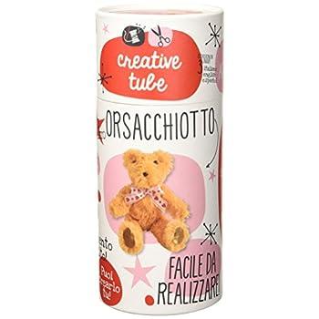 Costruisci Il Tuo Orsacchiotto. Creative Tube. Ediz. Italiana, Inglese E Spagnola. Con Gadget
