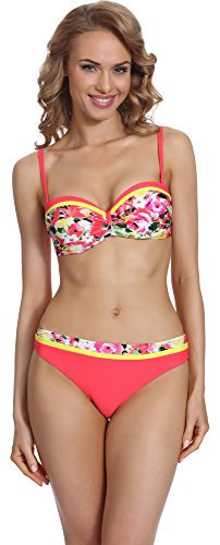 Merry Style Push Up Bikini Set per Donna P509-53MIA Modello-5