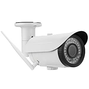 IdeaNext HD 720P WLAN IP Kamera Überwachungskamera Wasserdicht Wetterfest (Kamera)