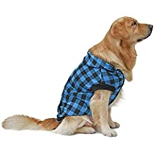 Camisa con capucha para perro Pawz Road, cálida y suave, para invierno, ideal